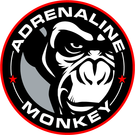 Adrenaline Monkey Logo
